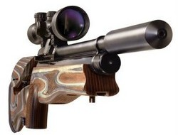 Air Arms S510R Ultimate Sporter (Regulated)   Air Rifles