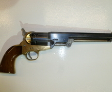 Italian Colt .36  Revolver