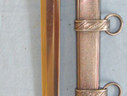 2nd Pattern Luftwaffe Officer's Dagger By Eickhorn Solingen With Scabbard.   Other blades