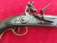 A Napoleonic period British military Tower flintlock cavalry pistol. Circa 1800. Ref 1613.   Muzzleloader
