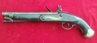 A Napoleonic period British military Tower flintlock cavalry pistol. Circa 1800. Ref 1613.   Muzzleloader for sale