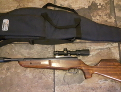 Theoben Fenman. 20 cal Full Theoben Kit! . 20 Air Rifles