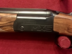 Perazzi MXS Black Upgraded Walnut 12 Bore/gauge Over and Under