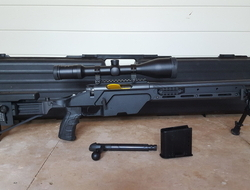 STEYR MANNLICHER SSG08 Bolt Action. 308 Rifles