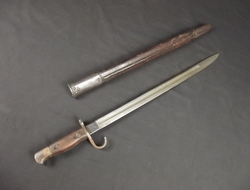 1916 Dated 1907 Pattern SMLE Curved Quillon Bayonet Bayonets