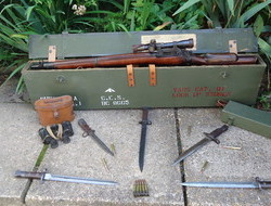 Enfield  Bolt Action   Rifles