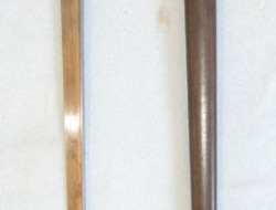 French Model 1874 Gras Sword Bayonet By Manufactures D'Armes De St. Étienne With  Bayonets