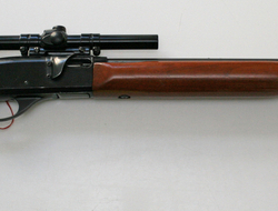Remington 552 Speedmaster Semi-Auto. 22 Rifles