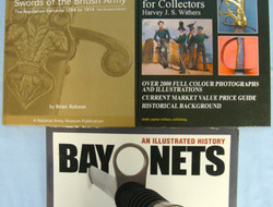 Three Books On Swords And Bayonets. Three Books On Swords And Bayonets.