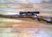 Steyr Mannlicher L Stutzen Bolt Action .243  Rifles