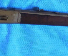 Winchester 1886 Underlever rifle Lever Action   Rifles