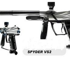 Kingman International Spyder VS2  .68 Paintball Guns