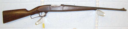 Savage Arms Model 1899 Lever-Action Rifle. Rifles