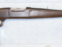 Savage Arms Model 1899 Lever-Action Rifle. Lever Action .22 HP  Rifles