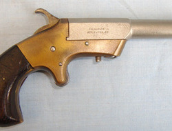Marlin 'OK' Model. 30 Rim Fire Calibre, Brass Frame Swivel Ba...