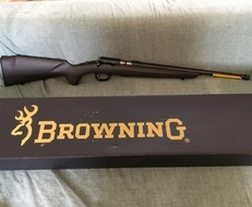 Browning T Bolt Straight Pull .17 Hmr Rifles