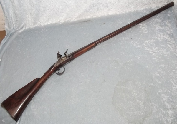c1740-42 King's Louis XV of France Double Flintlock Sporting Musket  Rifles