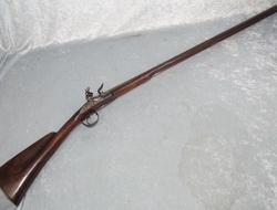 c1740-42 King's Louis XV of France Double Flintlock Sporting Musket  Muzzleloader   Rifles