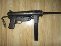 M3 Grease Gun. 45 ACP Submachine Guns