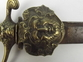 French Grotesque Masked Side Arm  Swords for sale