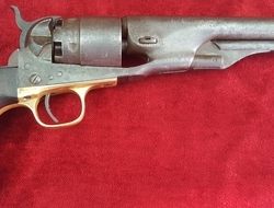 American Civil War period Colt model 1860 Army 6 shot Percussion ...