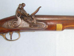 Tower Light Dragoon Flintlock Pistol Marked 'S.W.Y.Y.C' To The Sheffield West Yorkshir .67