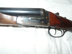 Spanish made 10 g wildfowler 10 Bore/gauge Side By Side