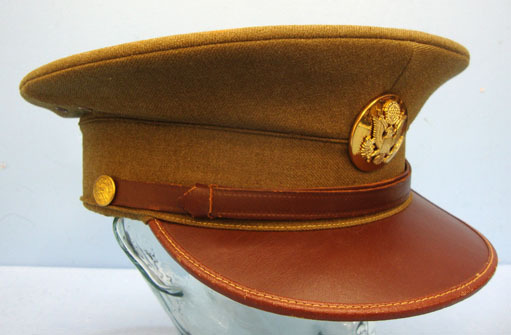 USAAF Other Ranks Peaked Cap Size 7 5/8