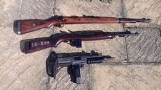 Various    Machine Guns