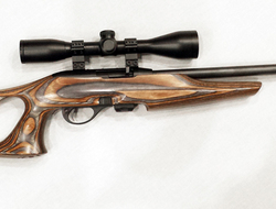 Remington M597 Target Semi-Auto. 22 Rifles