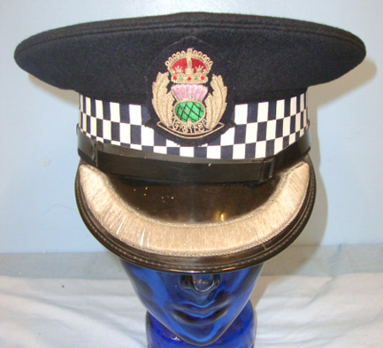 Christy's London Scottish Constabulary ACPOS (Association Of Chief Police Officers Scotland) Chie Accessories