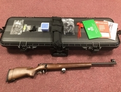 Savage Arms Scout Bolt Action. 22 Rifles