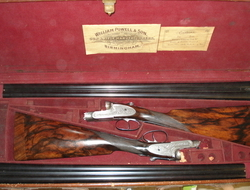 William Powell & Son, Ltd Sidelock 12 Bore/gauge Side By Side