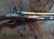 Bunney of London Coaching pistol .55  Muzzleloader
