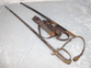 c1830/40 Royal Navy Officers Dress Sword with Scabbard, Knot and Sword Belt  Swords