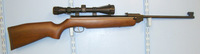 Weihrauch HW99S (Sport Trigger) .22 Calibre Break Action Carbine Size Air Rifle With Busne .22  Air Rifles