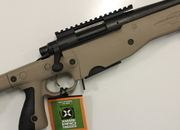 Accuracy International AT Stock Remington Tactical +RAIL+CASE Bolt Action .308  Rifles