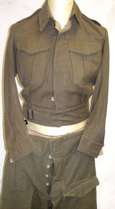 British Army in India Major's BD & Front Pocket Trousers British Army in India Major's BD & Front Pocket Trousers Accessories