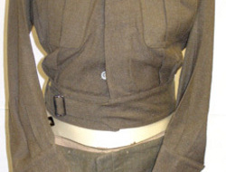 British Army in India Major's BD & Front Pocket Trousers British Army in India Major's BD & Front Pocket Trousers