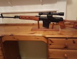 A&K Svd dragunov 6 mm Airsoft / BB Guns
