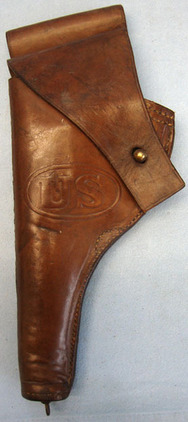 G & K 1917 U.S. Army M1897 Colt .38 Revolver Holster Accessories