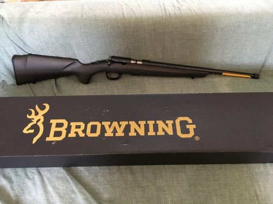 Browning T Bolt Rifles