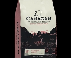 Canagan Small Breed Country Game 6KG