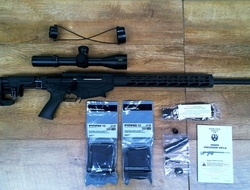 "Ruger Ruger Precision in. 308 Enhanced Gen 2 with a 24"" competiti..."