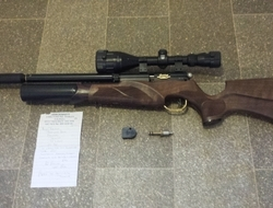 BSA R10 Blueprinted by John Bowkett. 22 Air Rifles