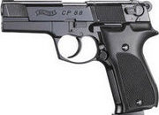Walther CP88 .177 - Black  .177  Air Pistols