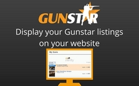 How to easily add your gunstar stock to your website using the dealer widget