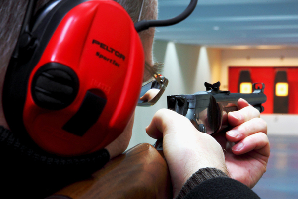 Britain's Best Shooting Grounds: Marylebone Rifle and Pistol Club