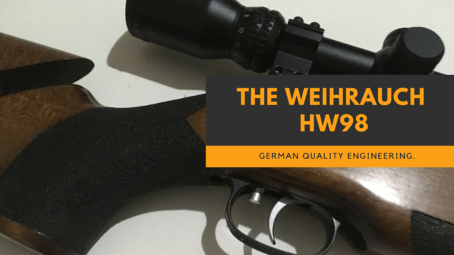 Product Review: The Weihrauch HW98