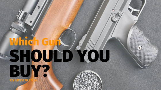 Shotgun, airgun or rifle - which gun should you buy?